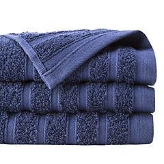 Toalla de baño 500 gr 70x140 cm azul