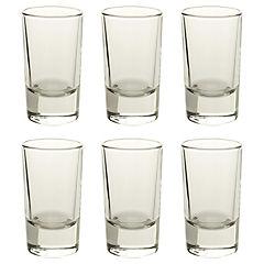 Set 6 vasos shot 5 cl Ohio