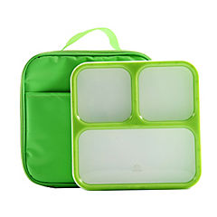 Lunch box hermético 500 cc plástico