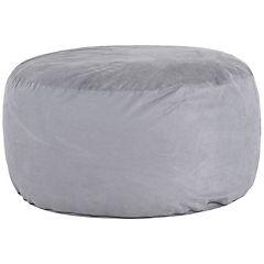 Pouf 100x200 cm gris