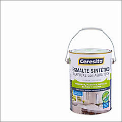 Esmalte sintético 1 galón semibrillo Blanco