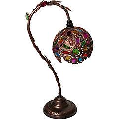 Lámpara de mesa Adana 1 luz E14 40 W