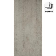 Gres porcelato esmaltado HD 45X90 cm gris oscuro 1,62 m2