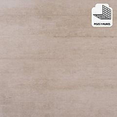 Gres porcelanato esmaltado HD 60X60 cm beige 1,44 m2