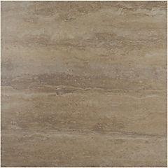 Gres porcelanato 60X60 cm Vera Terra beige oscuro 1,44 m2