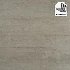 Gres porcelanato esmaltado HD 60X60 cm gris plata 1,44 m2