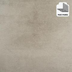 Gres porcelanato esmaltado HD 60X60 cm gris 1,44 m2