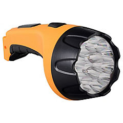 Linterna recargable LED 15 luces