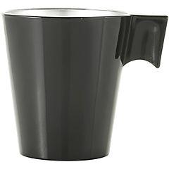 Taza 220 ml negro