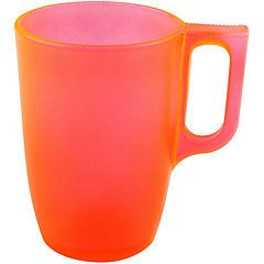 Tazón Techno colors naranja 320 ml