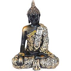 Buda decorativo cerámica 15 cm