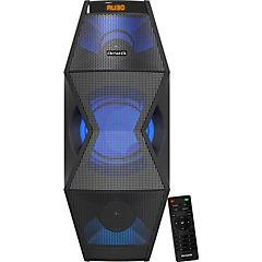 Parlante karaoke Bluetooth 38,5 cm 100 W