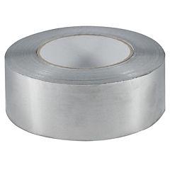 Cinta aluminio adhesiva 50 mm 50 m
