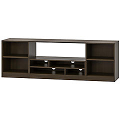 Rack para TV 58x180x40 cm chocolate