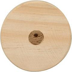 Roseta de madera