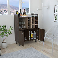 Bar 110x80x41 cm habano