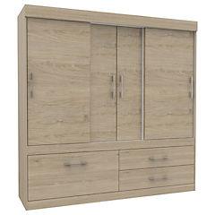 Closet Allegro 180x49x180 cm
