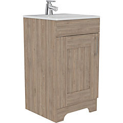 Mueble vanitorio 45x83x45 cm Miel