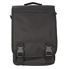 Alforja porta notebook negro