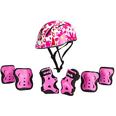 Kit de protección infantil 7 piezas rosado