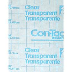 Papel adhesivo vinílico 0,45x270 cm transparente mate