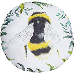 Cojín  Redondo abeja