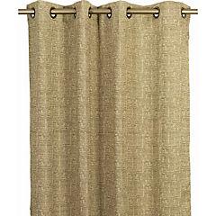 Cortina concordia con argolla 140x220 cm