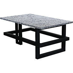 Mesa de centro Brit 80x50x40 cm  gris claro
