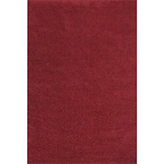 Alfombra Fiesta 150x220 cm rojo