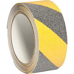 Cinta antides amarillo/negro 48mm x 4.5m