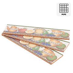 Listel Frutal 8,7x35 cm