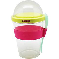 Vaso para yogurth 500 ml