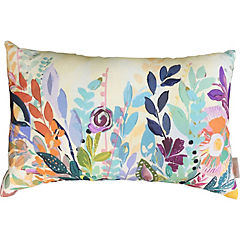 Cojín Alegría Floral algodón 33x50 cm