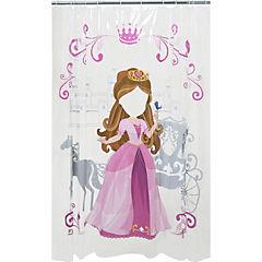 Cortina de baño pvc Princesa