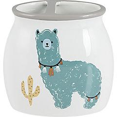 Portacepillo cerámica Alpaca