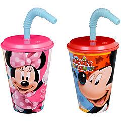 Tomajugo sporto Mickey y Minnie