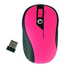 Mouse inalámbrico rosado