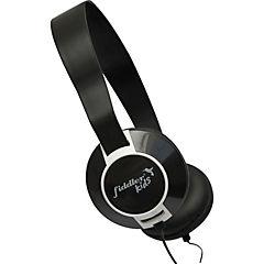 Headphone kids w/mic u9 negro