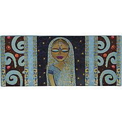 Respaldo Mona Hindú 2 plazas 170x10x70 cm