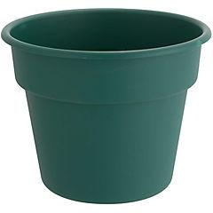 Macetero verde N.12 34 cm
