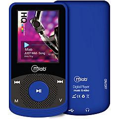Mp4 8gb rubber azul