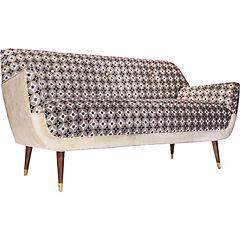 Sofa bentley 2mts lindsay vison- felpa beige