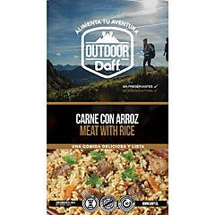 Carne con arroz 200 gr
