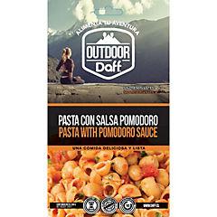 Pasta con salsa pomodor 200 gr