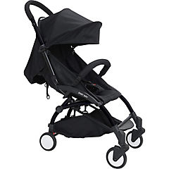 Coche paseo BW-207n17 negro