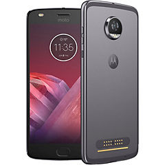 Moto z2 play smartphone 64gb negro/gris oscuro