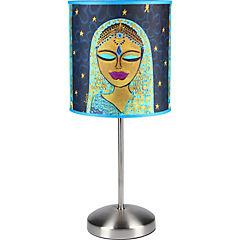 Lámpara de mesa Hindu 1 luz E27 60 W