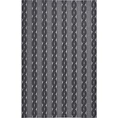Alfombra grafito 200x290 cm