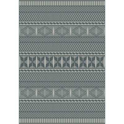 Alfombra grafito D2 160x230 cm