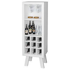 Bar Roma 45x37x135 blanco
